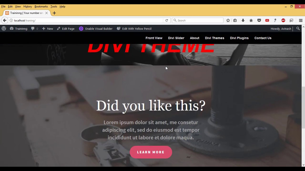 How To Install Divi Theme Footer Layout Pack And Create beautifull Footer  Pages