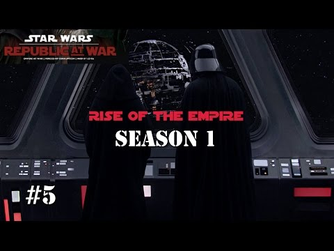 Star Wars: Rise of The Empire |S1 E5| The Republic Defense!