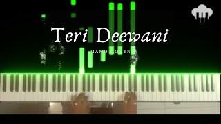 Teri Deewani | Piano Cover | Kailash Kher | Aakash Desai видео