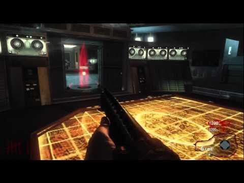 Black Ops five easter egg tutorial