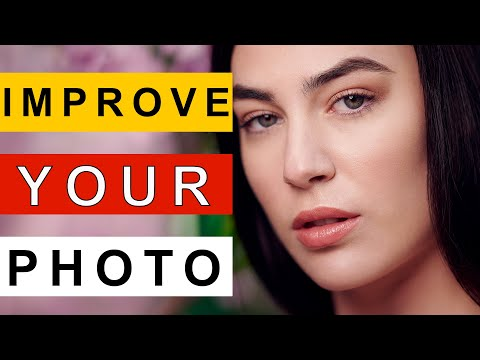 5 Tips To INSTANTLY IMPROVE your Outdoor Portrait Photos | Photo Tips