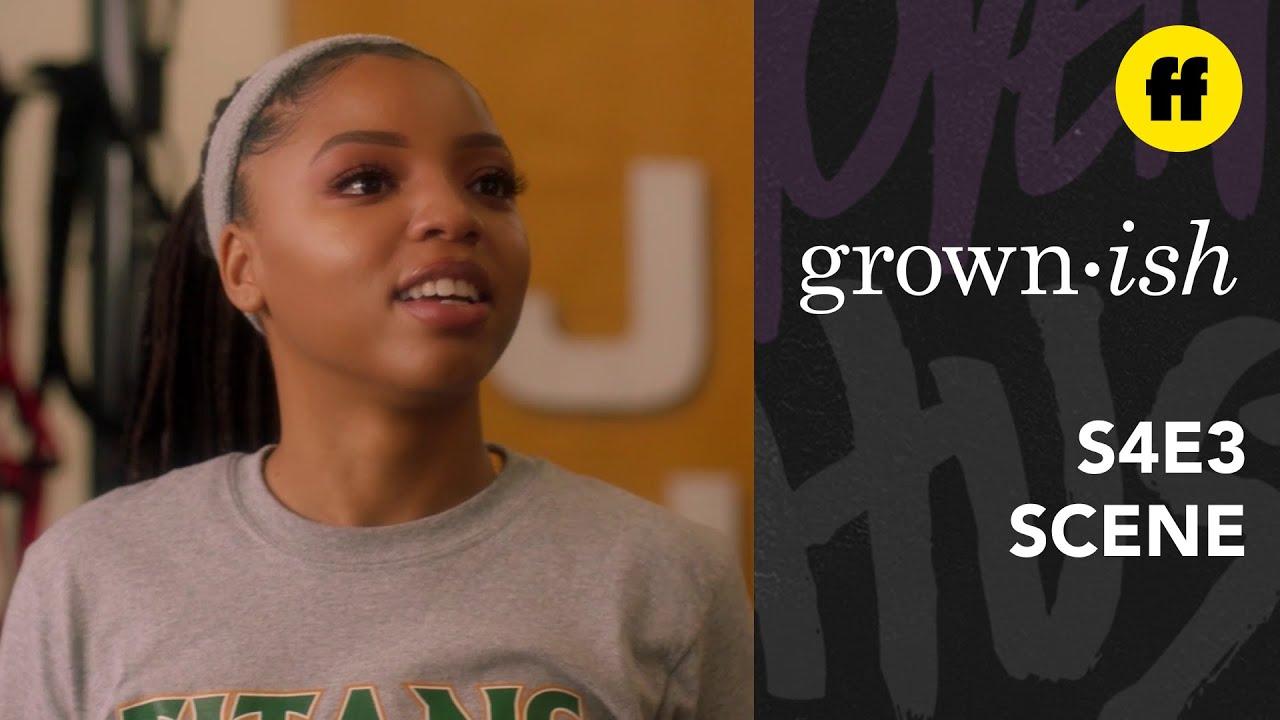 Download grown-ish Season 4, Episode 3 | Time Away From Practice? | Freeform