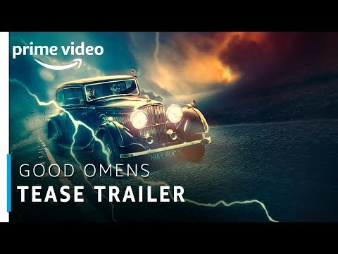 Good Omens | Tease Trailer | Prime Original | Amazon Prime Video