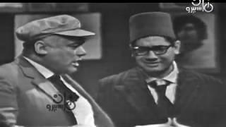 حلقة من مسلسل ״فيلم جريمة خلف عشة الفراخ״ ׀ محمد رضا – السيد راضي – يوسف عوف