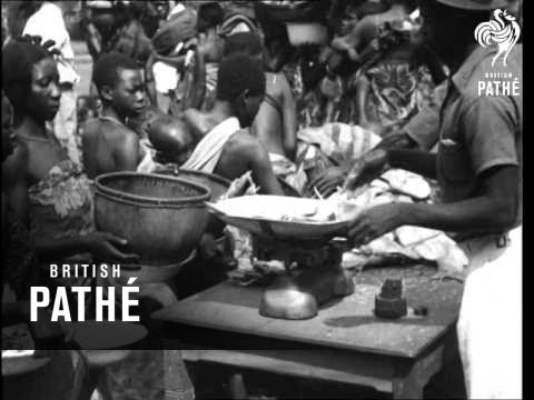 The Wealth Of The World - Congo Harvest Reel 2 Of 2 (1950-1959)