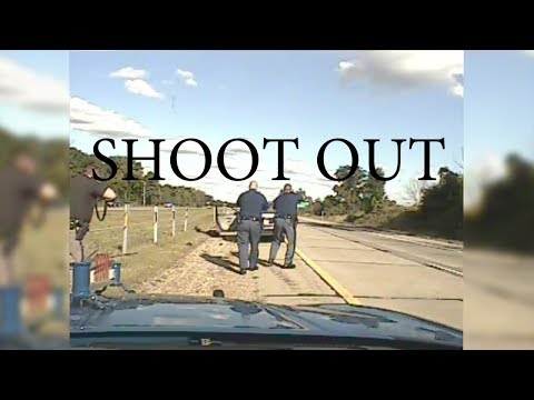 Michigan State Police Highway Shootout