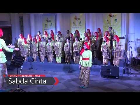 Festival Angklung Cashback AWI || SMPN 44 Bandung Tim 2