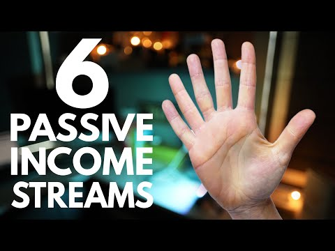 """6 """"Passive Income"""" Streams (and the TRUTH no one wants to tell you)"""