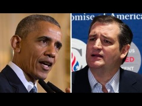 Cruz criticizes Obama