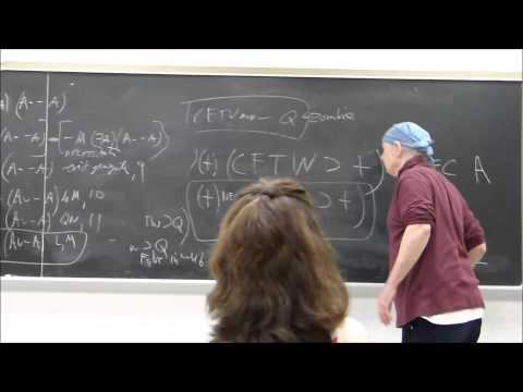 Dr. Buechner's Rebuttal of Chalmer's Philosophical Zombie Argument @ Rutgers-Newark