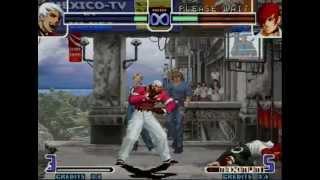 KOF 2002 Combos de Yashiro Orochi Paso a Paso