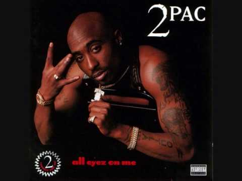 2pac - Picture Me Rolling