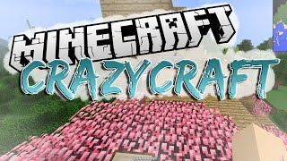 Minecraft | CrazyCraft: Minecraft Cribzzzzzzz with Mousie (1)