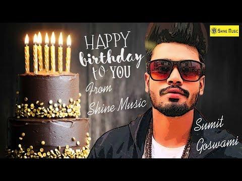 Birthday Special I Sumit Goswami I New Haryanvi Song 2019 I Shine Music