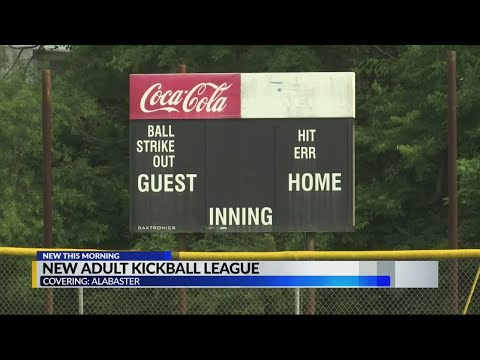 Alabaster looking for more teams in kickball league
