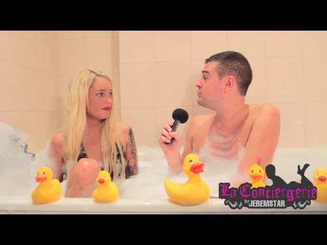 Aurélie Dotremont (Ile des vérités 4) dans le bain de Jeremstar - INTERVIEW