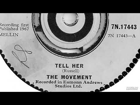 The Movement - Tell Her  (The Exciters Cover)