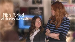 Pitch Perfect all bechloe moments