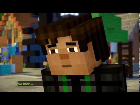 Descargar Minecraft Story Mode Season 2 Para PC  En Español Gameplay GRATIS