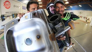 SKATE EVERYTHING WARS LOWE'S EDITION! | SKATE EVERYTHING WARS EP.15