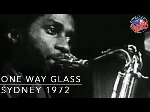 Manfred Mann's Earth Band - One Way Glass (Sydney 1972)