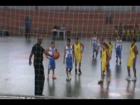 José Lins x A.A.Jandira C.Clube Escola Masculino Sub12
