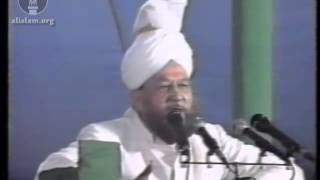 Difference between Believer and Hypocrite, Urdu Khutba Juma 27th July 1990