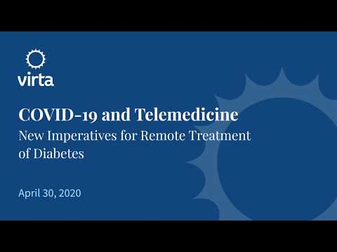 covid-19-&-telehealth:-new-imperatives-for-remote-treatment-of-diabetes