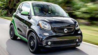 Smart fortwo Electric Drive Review--Smart Electric