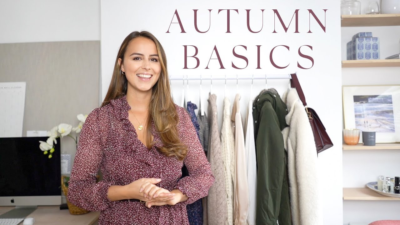 AUTUMN BASICS | 10 Must Have Autumn Staples | Laura Melhuish-Sprague