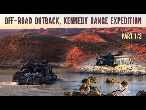 Off-road Outback, Kennedy Range expedition (part 1)