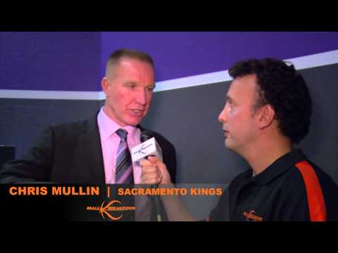 Secrets Of Shooting The Basketball With NBA Great Chris Mullin