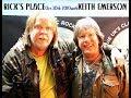 Rick Wakeman & Keith Emerson Talk 10-30-2010