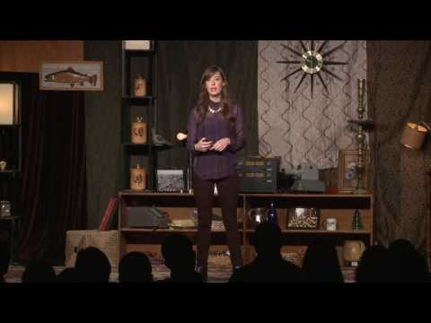 Food is not only culture, it's diplomacy: Leah Selim at TEDxGowanus