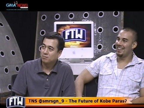 FTW: TNS @smrsgn_9 - The Future of Kobe Paras?