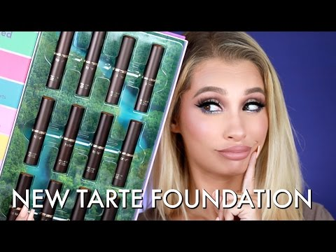 Tarte Cosmetics Clay Stick Foundation Review | Nicol Concilio