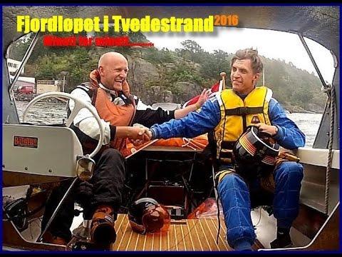Fjordløpet Tvedestrand 2016, minutt for minutt.....