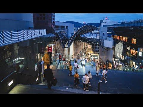 Takayama to Kyoto by Bus | Japan Travel Vlog
