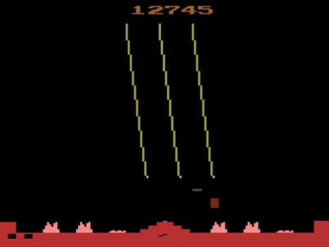 Missile Command Atari 2600 Review