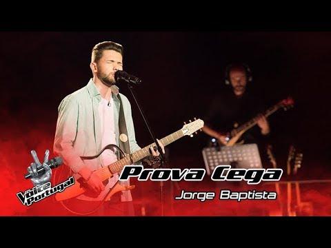 "Jorge Baptista - ""Proud Mary"" | Prova Cega | The Voice Portugal"
