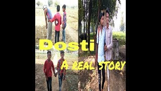 Dosti a real story amit badhana| r2h  funny video by antic boys