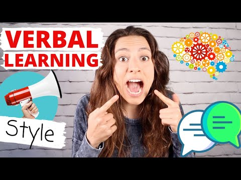 Comprehending the Verbal Linguistic Learning Style