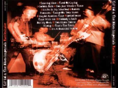 Lil'ed & The Blues Imperials - Rattleshake [Full Album]