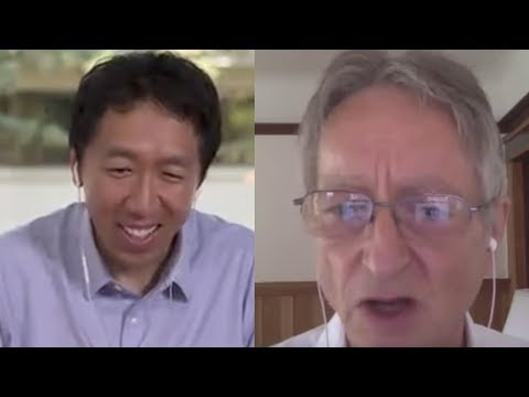 Heroes of Deep Learning: Andrew Ng interviews Geoffrey Hinton
