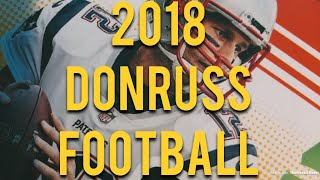 2018 Donruss Football Hobby Box! Monster Pull! 😱🔥