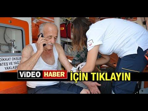 MİLAS'TA MENTEŞ KAVŞAĞI'NDA KAZA; 3 YARALI...