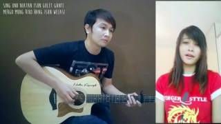(Wandra & Suliyana) Salah Tompo - Nathan Fingerstyle & Dhea Puse Shakwa