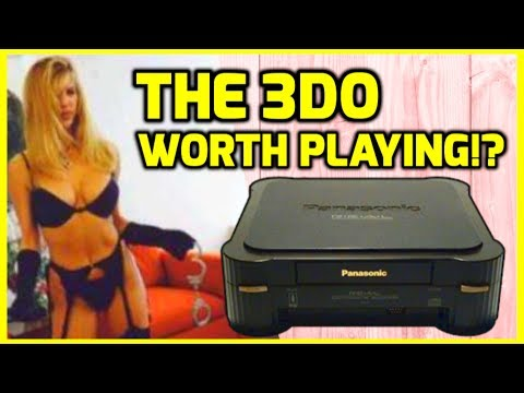 Is The Panasonic REAL 3DO Worth Playing in 2018!? - Console History and Review - THGM