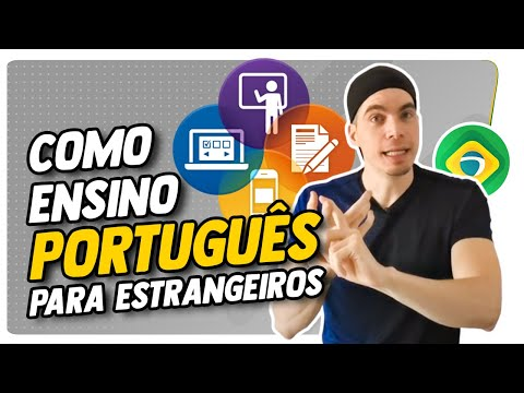 PRIMEIRA AULA DE PORTUGUÊS PORTUGUESE FOR FOREIGNERS #AULA1 from YouTube · Duration:  5 minutes
