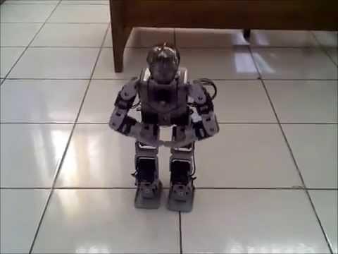 Robot Humanoid Teknik Elektro Undiksha (http://ee.undiksha.ac.id/)